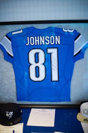 Calvin Johnson Foundation