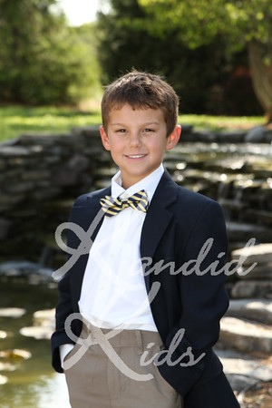 2014 Nick Leonard First Communion