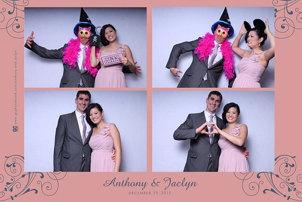 Anthony and Jaclyn's Wedding
