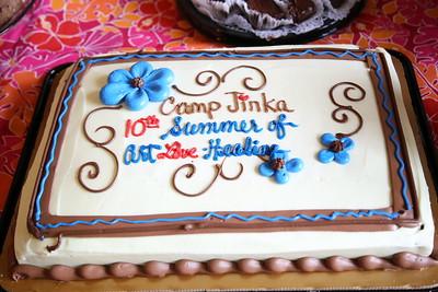 Camp Jinka Art Show