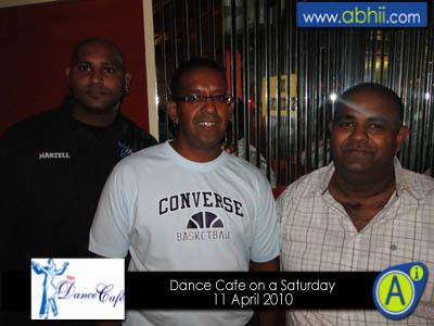 Dance Cafe - 11th April 2010