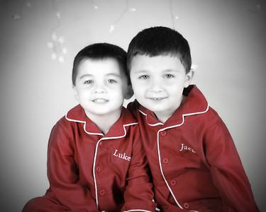 Jack and Luke
