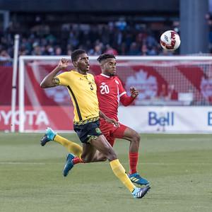 Jamaica vs Canada Mens