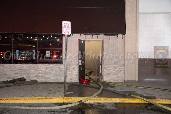 Massapequa Sunrise Mall Building Fire 01/17/2021