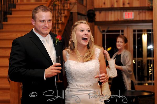 Amanda and Bryan - Reception