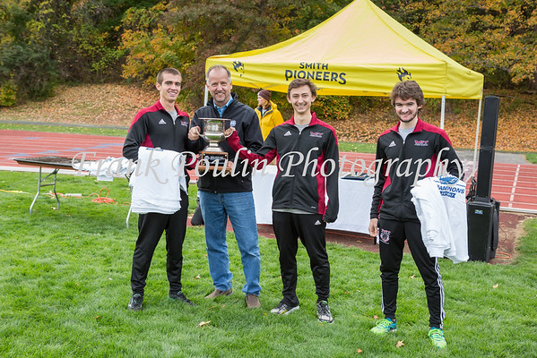 NEWMAC Cross Country Championship 2016