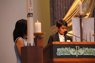 Communion/Confirmation Mass- May 3, 2015