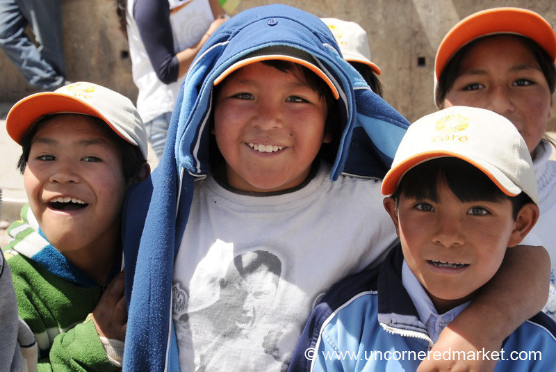 Young Pals - Potosi, Bolivia