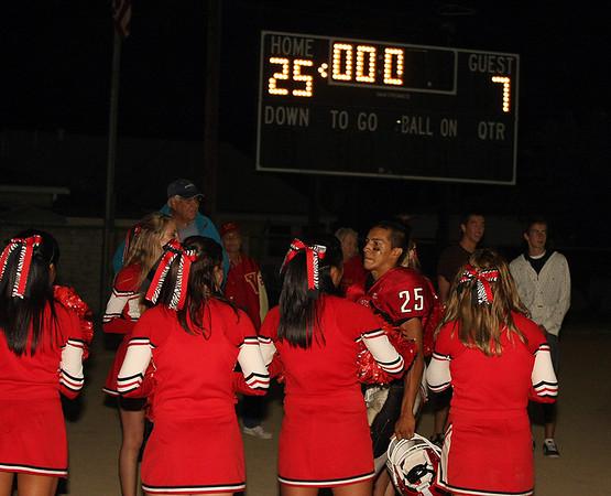 GGHS Varsity Football (9-19-08)