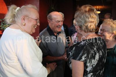 Joe Markely & Linda McMahon - August 31, 2010