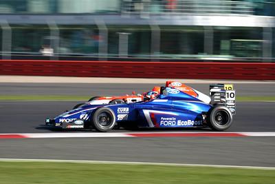 MSA Formula R09 Silverstone September 2015