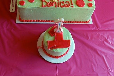 2014-06-28 Danica First Birthday Party