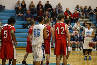 1Feb13 Boys JV Basketabll