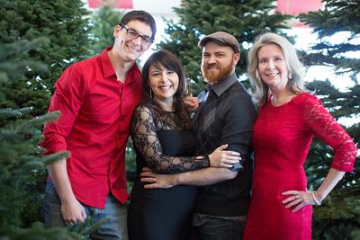 Sanderson & Nourblin Families