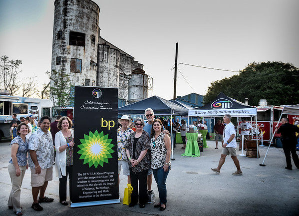 BP Group Shot at 2016 Fireflies and Food Trucks