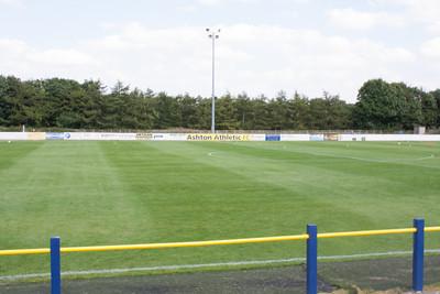 Ashton Athletic 1 AFC Darwen 0