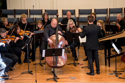 Great Lakes Chamber Orchestra Concert Photography May 2018