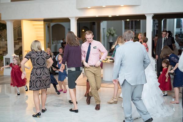 Reception - Millennial Falls