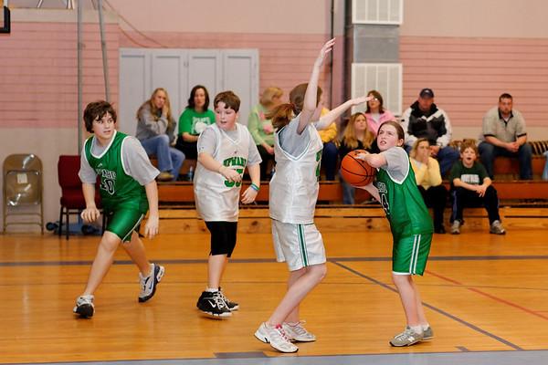 Upward Basketball January 17, 2009