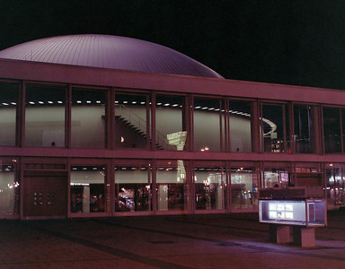 Nighttime Architecture