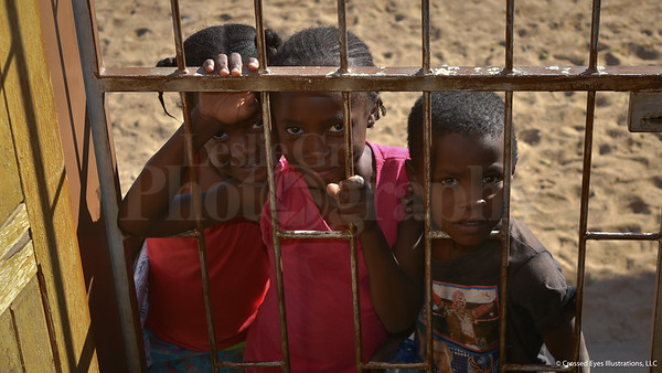 Namibia Africa: A Beautiful People.