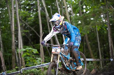 UCI World Cup Mountain Bike - Downhill Women - Mont-Sainte-Anne
