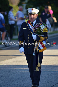 6th Battalion Parade Hosted by Seaford 9-15-12