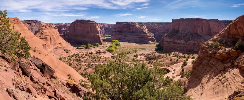 Valley Floor Canyon de Chelly