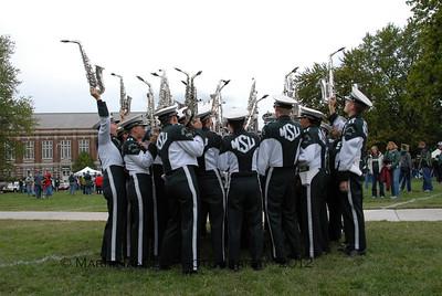 SMB 2012 Eastern Michigan University