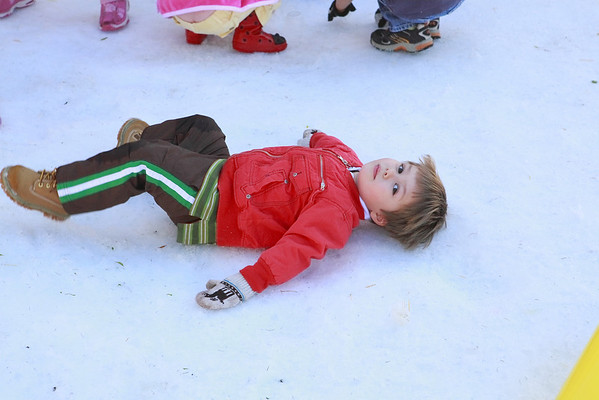 Snowday at Preschool