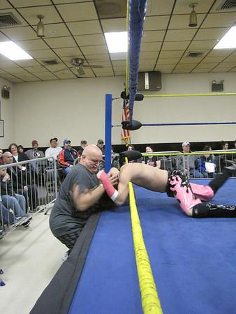 Alliance Championship Wrestling Vindication January 1, 2010