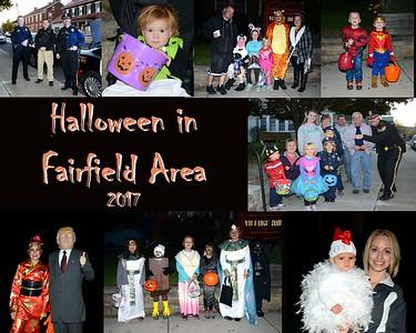 Halloween In Fairfield Area 2017