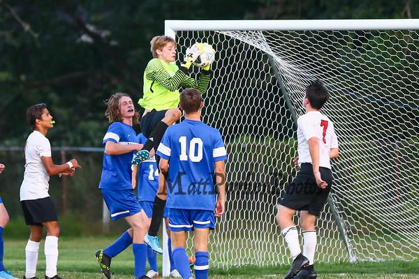 2019-9-3 WHS Boys Soccer vs Bedford