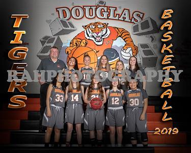 DHS Girls Freshman Basketball 2019