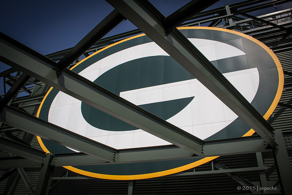 Lambeau Field Visit September 4 - 5, 2015