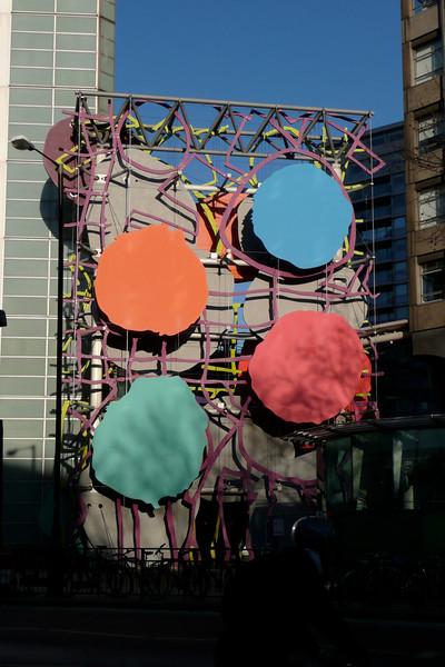 Colorful Art. London