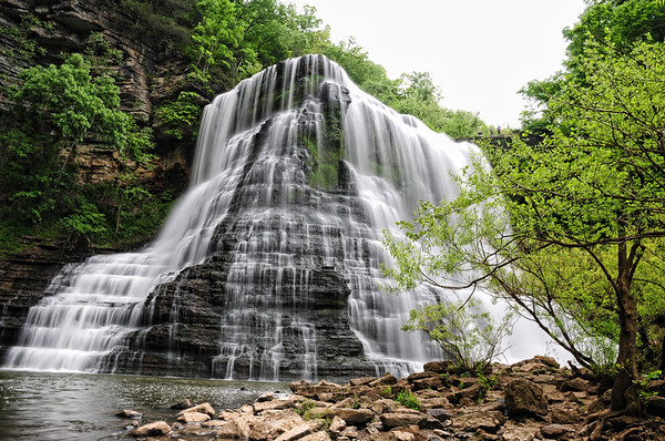 Waterfalls of the Cumberland Plateau