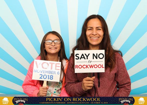 Pickin' on Rockwool