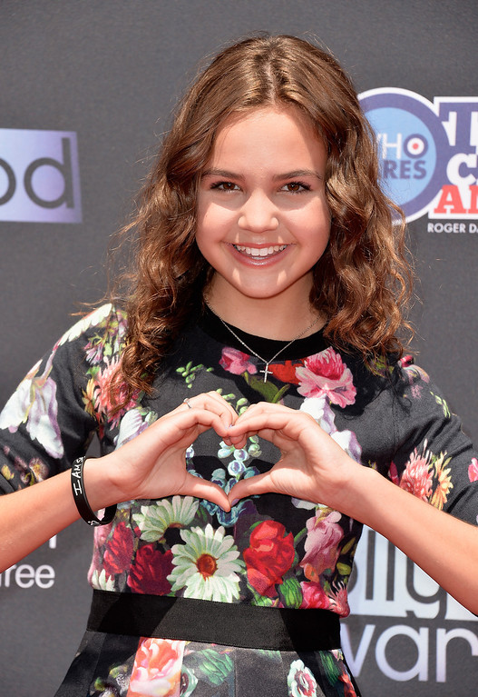 . Actress Bailee Madison attends CW Network\'s 2013 2013 Young Hollywood Awards presented by Crest 3D White and SodaStream held at The Broad Stage on August 1, 2013 in Santa Monica, California.  (Photo by Frazer Harrison/Getty Images)