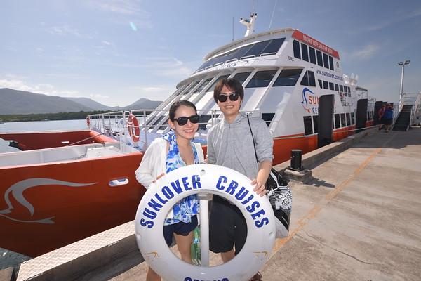 Sunlover Cruises 18th November 2019