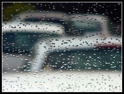 Traffic & Rain