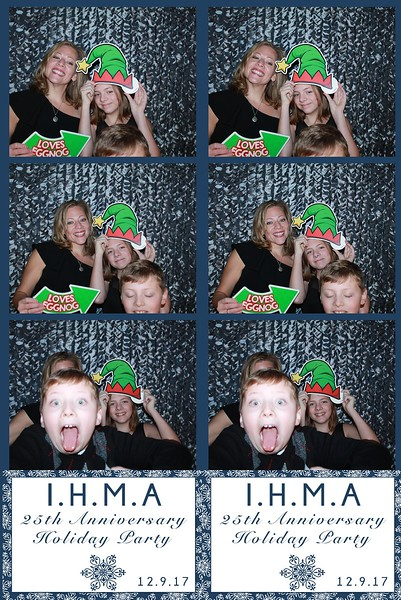 """I.H.M.A. """"25th Anniversary Holiday Party 2017"""""""