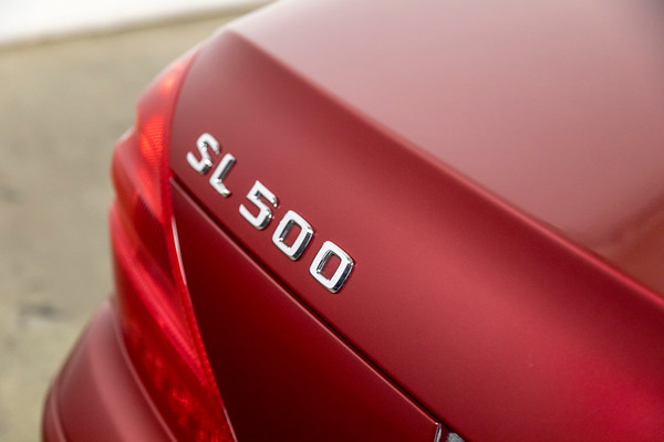 Mercedes-Benz SL500 Sport 027219