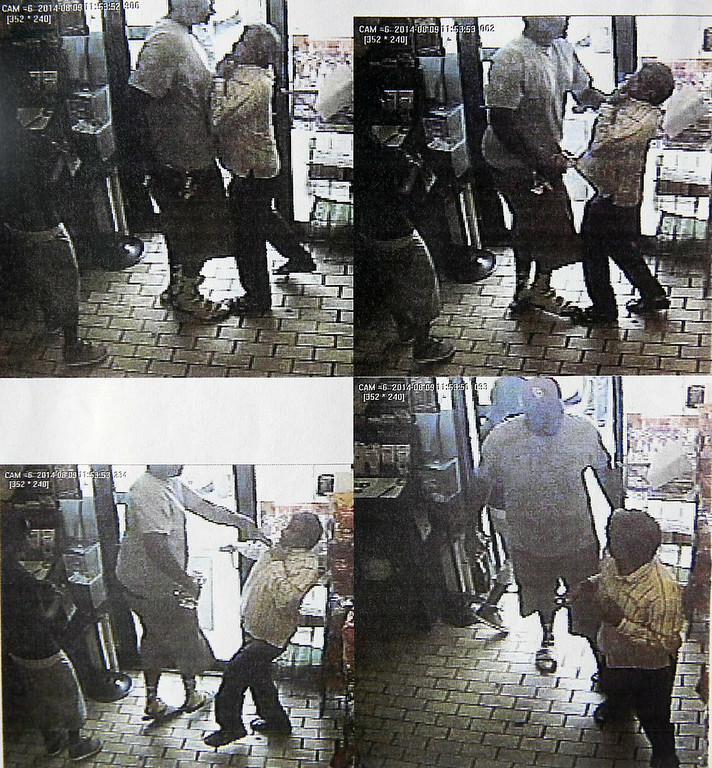 """. 2. MICHAEL BROWN <p>There�s no better way to have your reputation sullied than to be caught stealing Swisher Sweets. (unranked) </p><p><b><a href=\""""http://www.thesmokinggun.com/documents/crime/michael-brown-strong-arm-robbery-657032\"""" target=\""""_blank\""""> LINK </a></b> </p><p>   (AP Photo/Ferguson Police Department)</p>"""