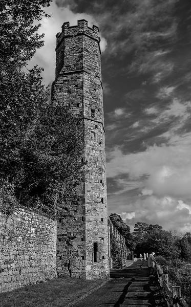 The Walk, Battle Abbey