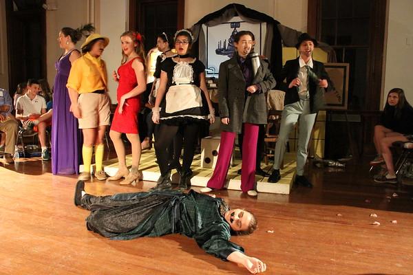 Clue The Musical (3.30.17)