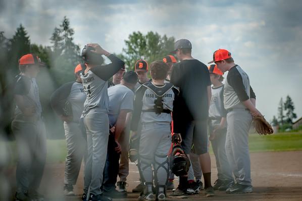 Blaine Baseball 2016