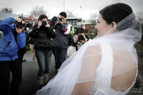 Wedding Photography Class - Camosun College