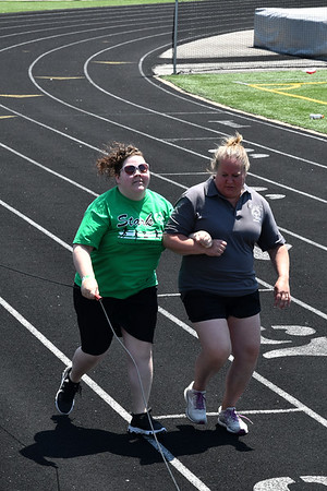 Pictures from Medina Special Olympics