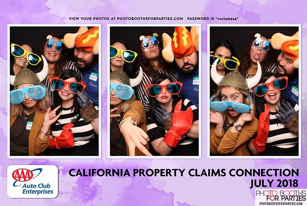 California Property Claims Connection 2018